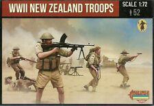 Strelets 1/72 (20mm) WWII New Zealand Infantry