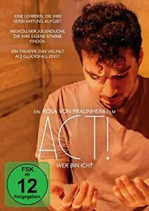 Act! chi sono io? - documentazione DVD NUOVO