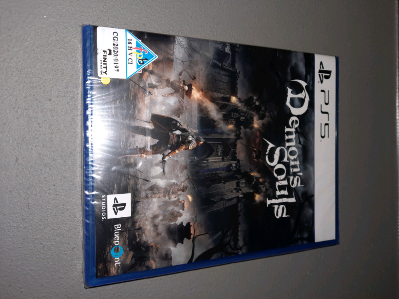 Demon Souls (PS5 Game) - Brand New Sealed
