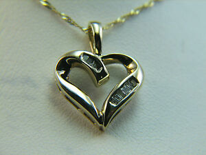 14k-Yellow-Gold-Heart-Shape-Pendant-with-Channel-set-Baguette-Diamonds-0-15ct