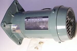 NISSEI-GFMN-18-15-020-INDUCTION-MOTOR-3-PHASE-0-2KW-4-POLES-BRAND-NEW