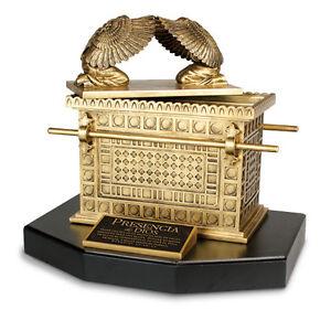 Figura Del Arca Del Pacto Ark Of The Covenant Figure 14 X 12 X