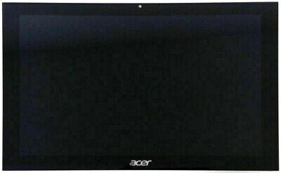 "10.1/"" ACER ICONIA ONE 10 A3-A20 Touch Screen Vetro Digitizer Nero-UK Venditore"