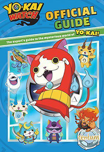 Yo-Kai Watch Handbook by Centum Books | Hardcover Book | 9781910917206 | NEW