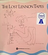 Radio Show: LOST LENNON TAPES 12/17/90 BEATLES CHRISTMAS SHOW