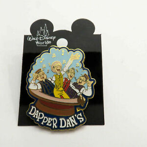 Disney-WDW-Dapper-Dan-039-s-Error-Pin