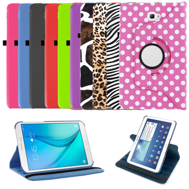 Premium Folding PU Leather Case Cover For Samsung Galaxy TAB A 7.0 8.0 9.6 10.1