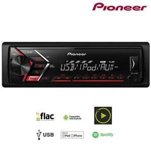 pioneer mvh s100ui usb radio aux eingang mp3 ipod iphone. Black Bedroom Furniture Sets. Home Design Ideas