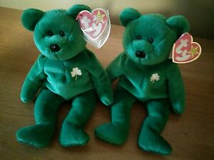 b50c6efd06f 2 - RARE ERIN Ty Beanie Baby   Babies PE 1997 - Great Condition ...