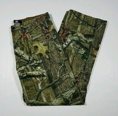 Mossy Oak Break Up Infinity Men's 36 x 34 Camo Jean Pants Camouflage