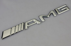 Logo-sticker-AMG-Mercedes-3D