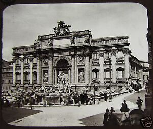 Glass Magic Lantern Slide THE TREVI FOUNTAIN C1890 ITALY ROME PHOTO ROMA - Cornwall, United Kingdom - Returns accepted Most purchases from business sellers are protected by the Consumer Contract Regulations 2013 which give you the right to cancel the purchase within 14 days after the day you receive the item. Find out more about - Cornwall, United Kingdom