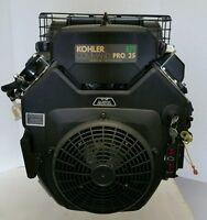 Kohler Ech730-3014 25hp V-twin Ohv Command Pro Fuel Injected 1-1/8 Has Muffler