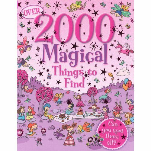 1 of 1 - Who's Hiding: 2000 Magical Things to Find (Who's Hiding Bumper),Igloo Books Ltd
