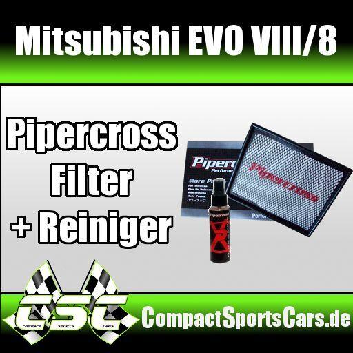 Pipercross Sportluftfilter Mitsubishi Carisma Colt Galant Lancer Outlander EVO