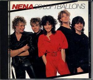 Image Is Loading NENA 99 Luftballons JAPAN 1st Press CD 1984