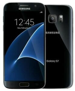 Samsung-Galaxy-S7-SM-G930-32GB-GSM-Unlocked-AT-amp-T-T-Mobile-4G-LTE-Black-Onyx