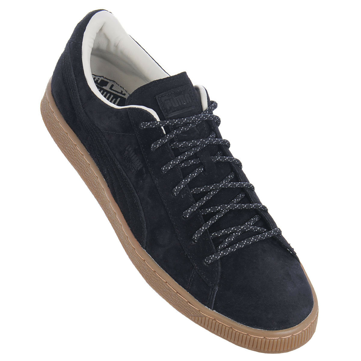 NEW Puma Basket Classic Winterized 361324-02 Men& 039;& 039;s shoes Trainers Sneakers SALE