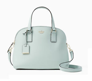 41662e9178321 kate spade new york Cameron Street Lottie Women s Satchel Bag in Misty Mint