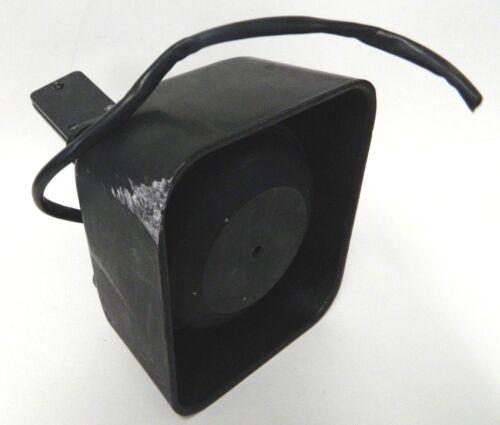 Cast Products Inc. Public Safety Equipment Siren Speaker SH4003 w/ Bracket #2