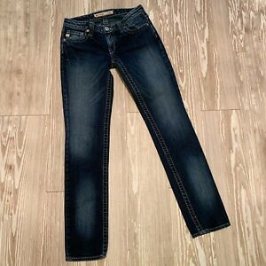 pour basse femmes Big Star taille Casey Jean 27 skinny 0Cq1aAw