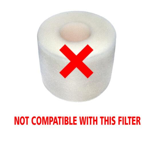 4x Foam Felt Filter Kit for Shark XF22 Navigator NV Swivel Deluxe Series Vacuum