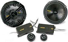 Kicker CS Series 6-1/2 Inch Component Component Speakers 40CSS654