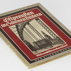 East-Prussia-German-Photo-Book-1930s-in-46-photos-1-map-Konigsberg-Ostpreussen