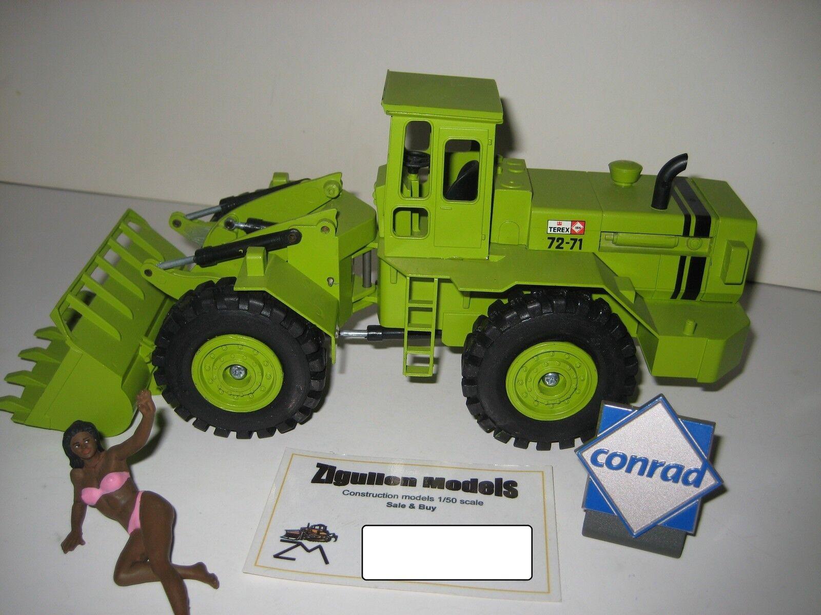 Terex 72-71 Wheel Loader trustee in Decals  410.2 Conrad 1 40