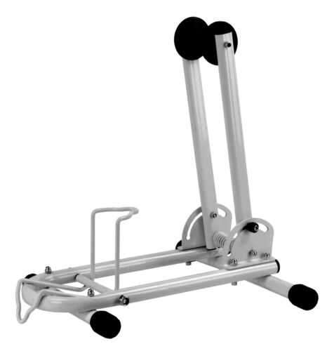 New Zero12 Springer Cycle//Bicycle//Bike Stand White Free P/&P