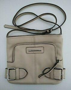 Franco Sarto Pebble Leather Crossbody