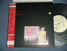 "RICKIE LEE JONES Japan 1983 NM 10"" LP+Obi GIRL AT HER VOLCANO"
