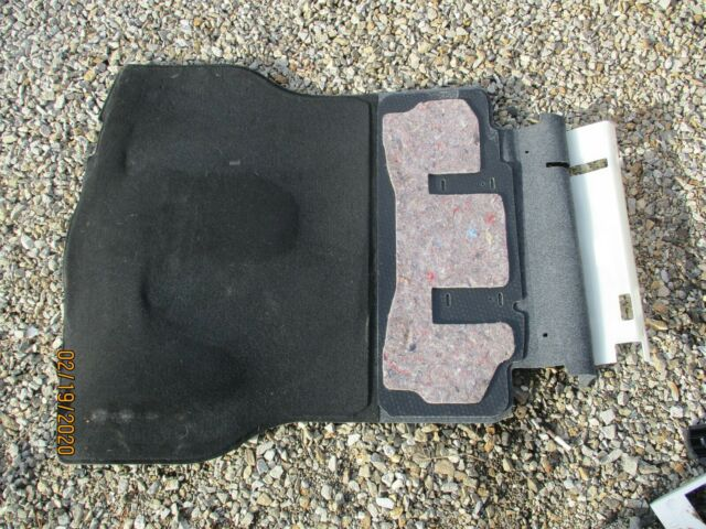 Acura Tsx 04 08 Rear Trunk Tray Spare Tire Cover Mat 84521 Sea 000 A881 For Sale Online Ebay