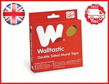 Multi-Colour Walltastic Double Sided Mural Tape
