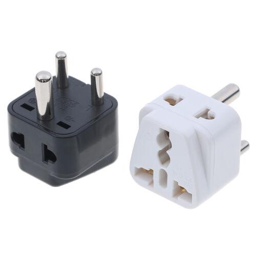Universa travel US AU UK to India Sri Lanka/Nepal plug power convertor adapte CH