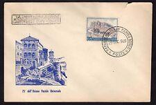 San Marino 1949 FDC 75° Anniversario UPU