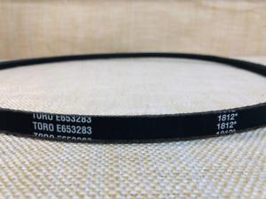 Cinturón de OEM Toro 1-653283, E653283