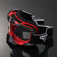 Windproof Snow Ski Snowboard Glasses Motocross Dirt Bike Scooter Goggles Eyewear