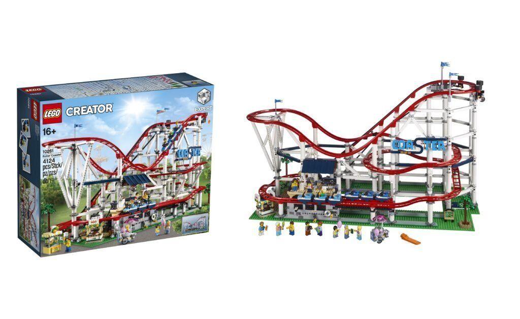 LEGO Creator Expert sulle montagne russe (10261) - Nuovo nella confezione originale