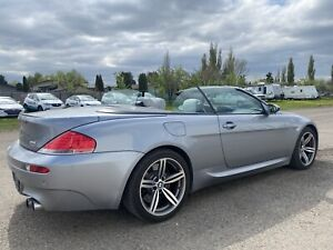 2007 bmw m6 Convertible V10  Financing available