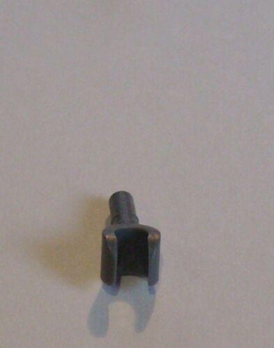 LEGO 10x Mano Grigio Scuro//Dark Bluish Gray mani per statuine NUOVO