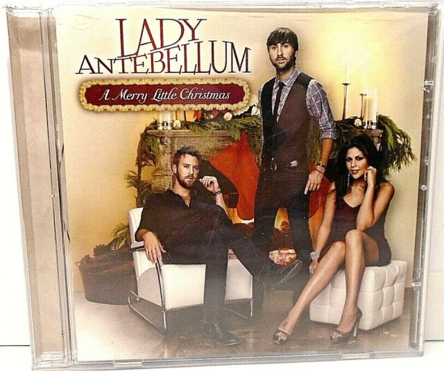 Lady Antebellum - A Merry Little Christmas (CD 2010 Capitol)   eBay