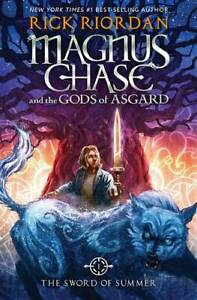 The-Sword-of-Summer-Magnus-Chase-and-the-Gods-of-Asgard-Riordan-Rick-Used-E