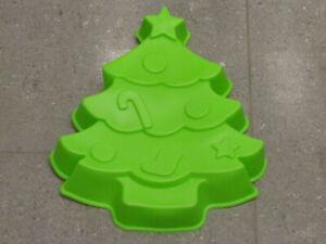 Silikon-Backform-Silikonform-Tanne-Tannenbaum-Weihnachtsbaum-Weihnachten-neu