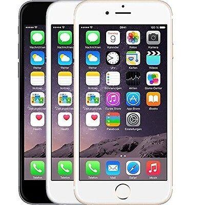 APPLE IPHONE 6 64GB iOS SMARTPHONE HANDY OHNE VERTRAG RETINA WLAN LTE/4G