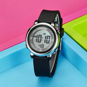 OHSEN-Student-Kids-Sport-Watch-Boys-Girls-Digital-LED-Waterproof-Wristwatch