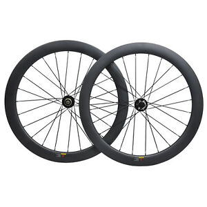 55mm-Carbon-Cyclocross-Gravel-Bike-Wheel-700C-Road-Bicycle-Wheelset-Disc-Brakes