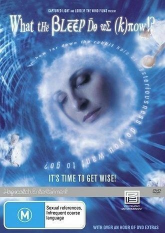 1 of 1 - What The Bleep Do We Know ! ( DVD , 2005 ) RARE MUST SEE SCIENCE/ SPIRITUAL FILM