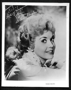 DONNA-DOUGLAS-Beverly-Hillbillies-8x10-Publicity-Photo-Elly-May