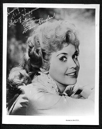 DONNA DOUGLAS Beverly Hillbillies 8x10 Publicity Photo Elly May